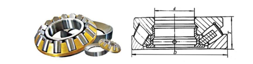 29300 series spherical roller thrust bearing